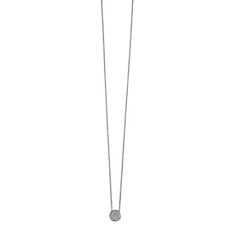 Buy Dyrberg/Kern Leah Crystal Pendant Necklace Online at johnlewis.com