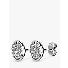 Buy Dyrberg Kern Maira Crystal Stud Earrings Online at johnlewis.com