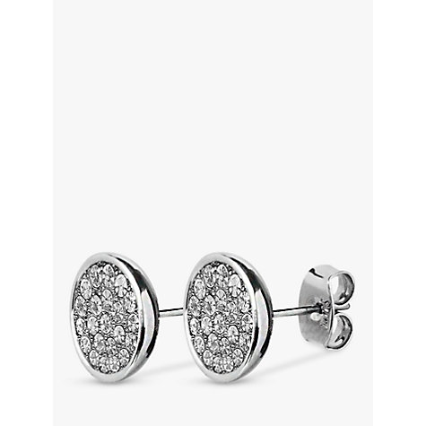 Buy Dyrberg/Kern Maira Crystal Stud Earrings Online at johnlewis.com