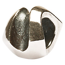 Buy Trollbeads World Within Bead, Silver Online at johnlewis.com