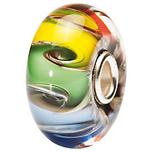 Buy Trollbeads Chakra Colours Glass Bead, Multi Online at johnlewis.com