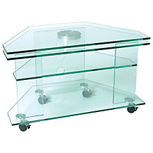 "Buy Greenapple 59663 Vista TV Stand for TVs up to 32"" Online at johnlewis.com"