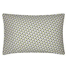 Buy Orla Kiely Ditty Print Standard Pillowcases, Brown, Set x2 Online at johnlewis.com