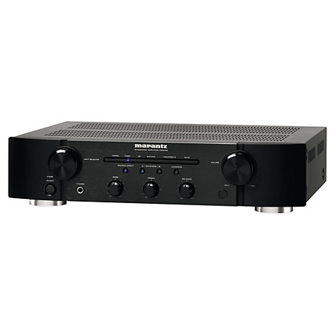 Buy Marantz PM5004 Amplifier, Black Online at johnlewis.com