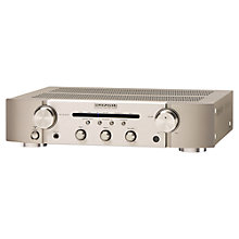Buy Marantz PM5004 Amplifier, Silver Online at johnlewis.com