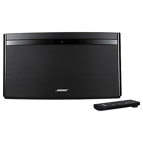 Buy Bose® SoundLink® Air wireless music system, Black Online at johnlewis.com
