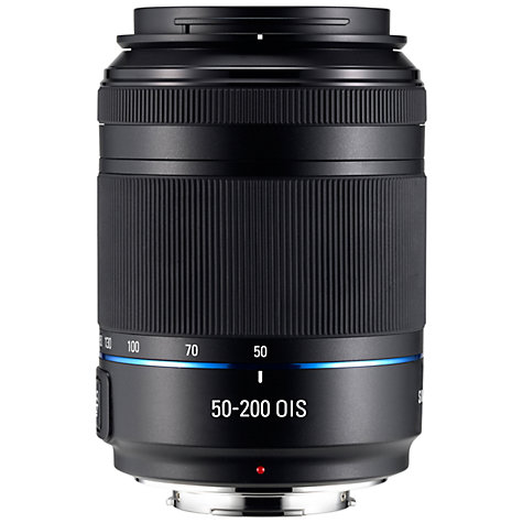 Buy Samsung NX 50-200mm f/4-5.6 ED OIS II Telephoto Lens Online at johnlewis.com