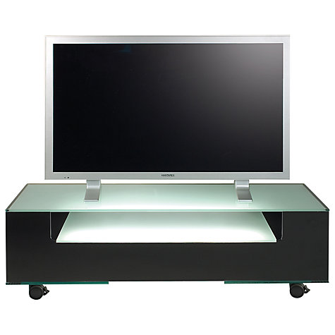 "Buy Greenapple 59299 Black Mamba TV Stand for TVs up to 50"" Online at johnlewis.com"