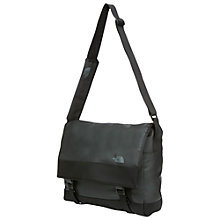 "Buy The North Face Base Camp 15"" Laptop Messenger Bag, TNF Black Online at johnlewis.com"
