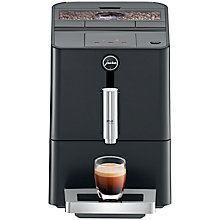 Buy Jura ENA Micro 1 Bean-to-Cup Espresso Machine Online at johnlewis.com