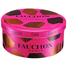 Buy Fauchon Caramel Tin, 165g Online at johnlewis.com