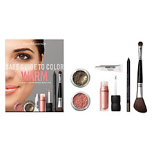 Buy bareMinerals Bare Guide To Color: Warm Online at johnlewis.com
