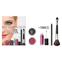 Buy bareMinerals Bare Guide To Color: Cool Online at johnlewis.com
