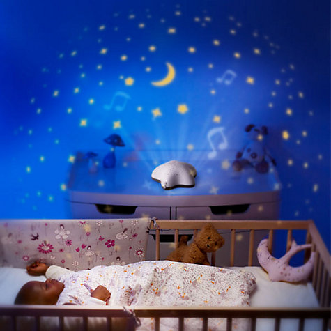Buy Pabobo Musical Star Projector Online at johnlewis.com