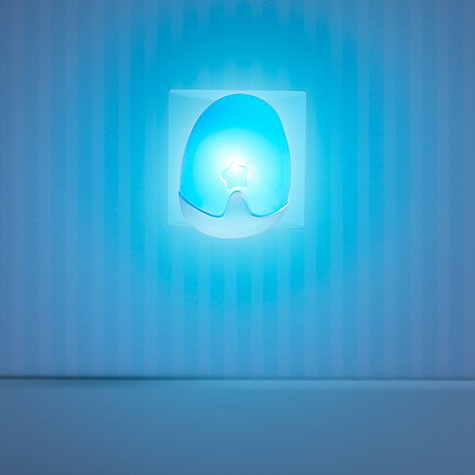 Buy Pabobo Night Light, Blue