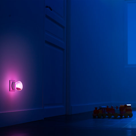 Buy Pabobo Night Light, Pink Online at johnlewis.com