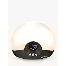 Buy Lumie Bodyclock Go Wake-up Lamp Online at johnlewis.com