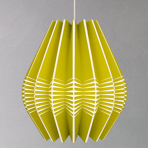 Buy Ciara O'Neill Spine-drop Pendant, Olive Online at johnlewis.com