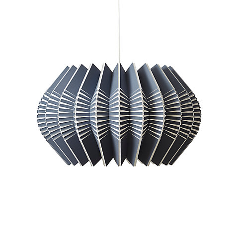 Buy Ciara O'Neill Spine-round Pendant, Slate Online at johnlewis.com