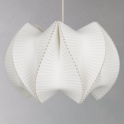 Buy Ciara O'Neill Vault Pendant, White Online at johnlewis.com