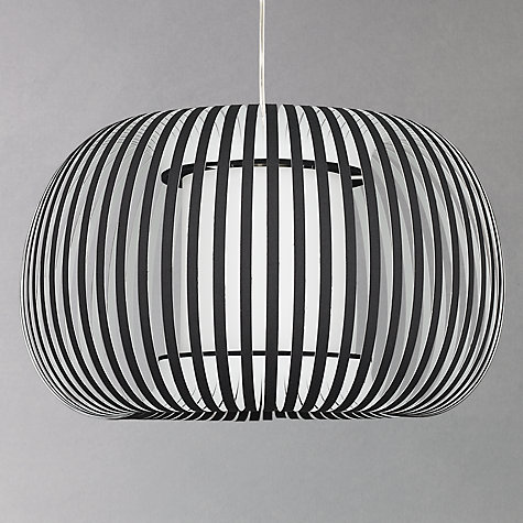 Buy John Lewis Harmony Ribbon Pendant, Small Online at johnlewis.com