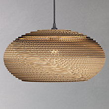 Buy graypants Disc Pendant, Dia.42cm Online at johnlewis.com
