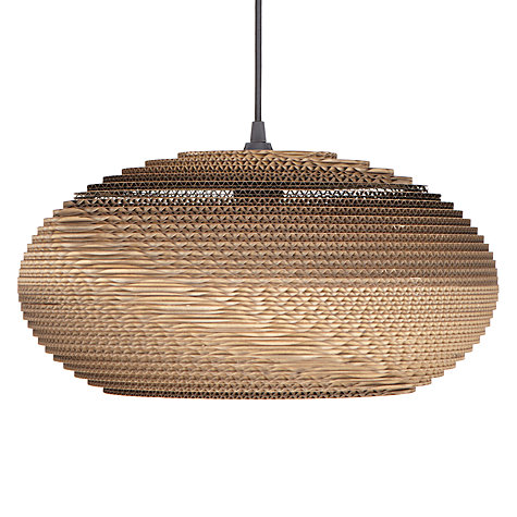 Buy graypants Disc Pendant, Dia.61cm Online at johnlewis.com