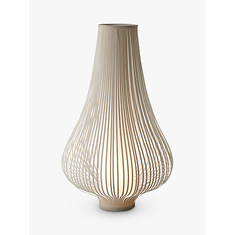 Buy John Lewis Harmony Ribboned Lamp, Large Online at johnlewis.com