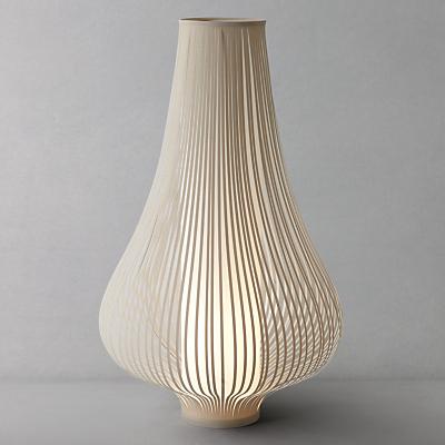 John Lewis Harmony Ribboned Lamp, Large