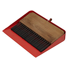 Buy House by John Lewis Dustpan and Brush Online at johnlewis.com