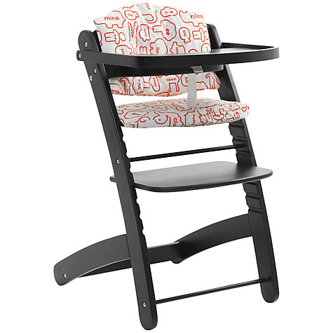 Buy Cosatto Pretzel Highchair, Word Zoo Cocoa Online at johnlewis.com