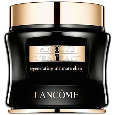 shop for Lancôme Absolue L'Extrait Regenerating Ultimate Elixir, 50ml at Shopo