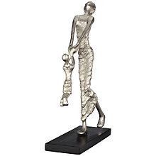 Buy John Lewis Mother Playing With Child Sculpture, Large Online at johnlewis.com