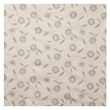 Buy John Lewis Magnolia PVC Tablecoth Fabric, Natural Online at johnlewis.com