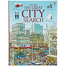 Buy The Great City Search Book Online at johnlewis.com