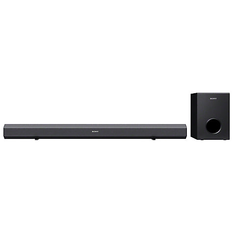 Buy Sony HT-CT60 2.1 Sound Bar Online at johnlewis.com