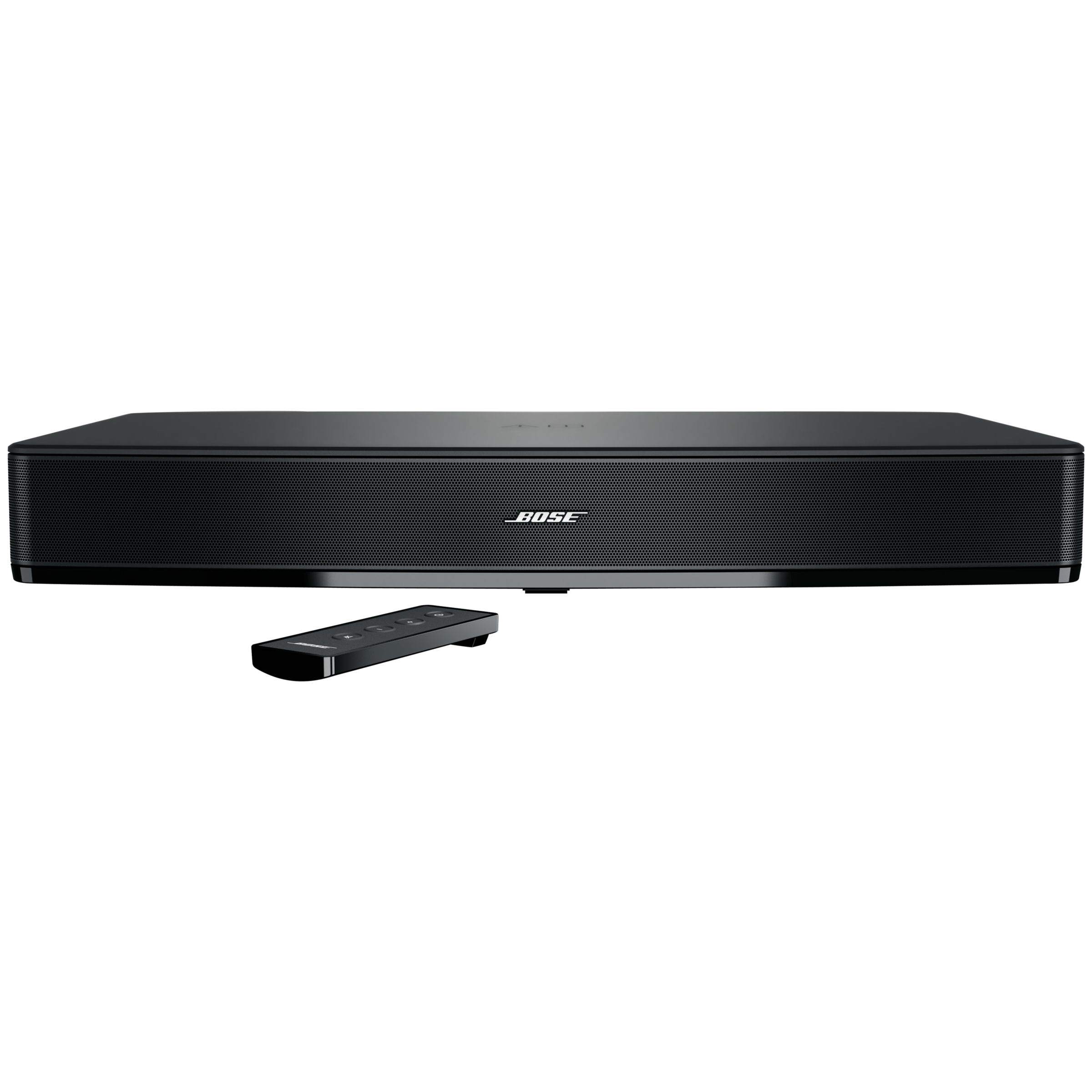 bose solo tv sound system black dvd player reviews dvd player store. Black Bedroom Furniture Sets. Home Design Ideas