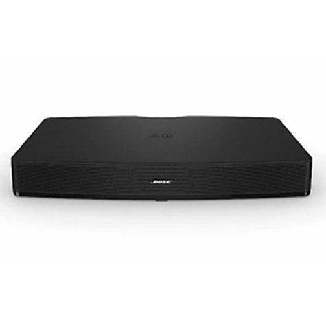 Buy Bose® Solo TV Sound System, Black Online at johnlewis.com