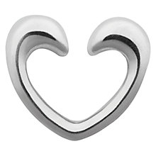 Buy Links of London Sterling Silver Heart Catcher Charm, Silver Online at johnlewis.com