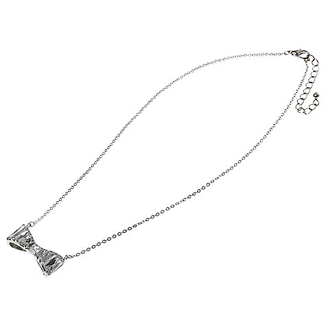 Buy Adele Marie Bow Pendant Necklace Online at johnlewis.com