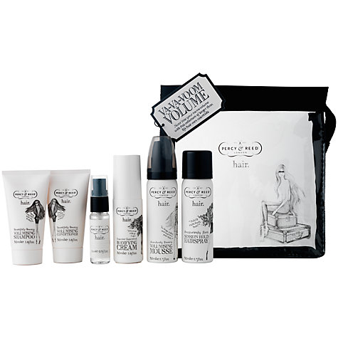 Buy Percy & Reed Va Va Volume Travel Set Online at johnlewis.com