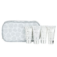 Buy Lola Rose Energising Rock Crystal Bathing Travel Gift Set, 4 x 50ml Online at johnlewis.com