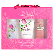 Buy Crabtree & Evelyn Rosewater Little Luxuries Gift Set Online at johnlewis.com