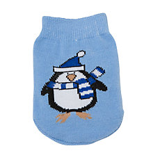 Buy John Lewis Penguin Handwarmer, Blue Online at johnlewis.com