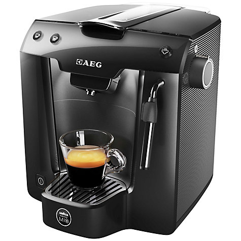 Buy Lavazza A Modo Mio Favola Plus Coffee Machine by AEG Online at johnlewis.com