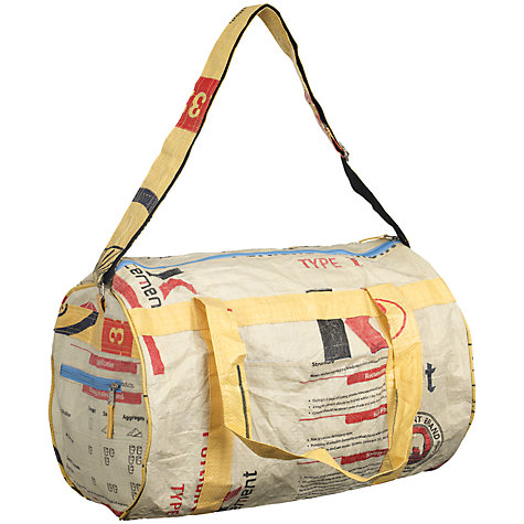 Buy Elephant Branded Recycled Clipper Bag Online at johnlewis.com