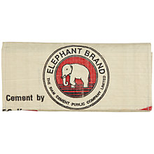 Buy Elephant Branded Recycled Clutch Purse Online at johnlewis.com