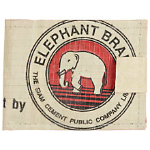 Buy Elephant Branded Recycled Wallet Online at johnlewis.com