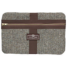 Buy Otis Batterbee Harris Tweed Envelope Bag, Medium Online at johnlewis.com