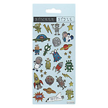 Buy Alien Stickers Online at johnlewis.com